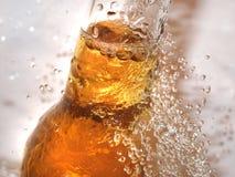 Flasche Bier stockbilder