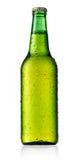 Flasche Bier Lizenzfreie Stockfotos