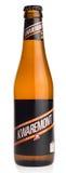Flasche blondes Bier Belgier Kwaremont Lizenzfreie Stockfotografie