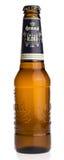 Flasche blondes Bier niederländische Marke Zwaar Stockfotografie