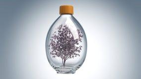 Flasche 3D Stockfotos