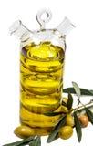 Flasche in der Gesundheit Lizenzfreies Stockfoto