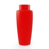 Flasche des Shampoos Lizenzfreie Stockfotos