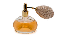 Flasche Duftstoff Stockfoto