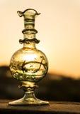 Flasche (flacon) Parfüm Stockbild