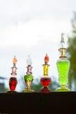 Flasche Gift, giftige Kapsel, Halloween Stockfotos