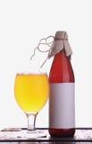 Flasche Handwerksbier Stockbilder