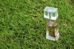 Flasche Parfüm Lizenzfreie Stockbilder