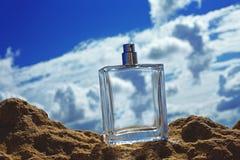 Flasche Parf?m lizenzfreie stockfotos