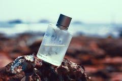 Flasche Parf?m stockfotografie