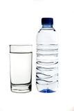Flasche Wasser Stockfotos