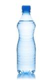 Flasche Wasser. Stockfotografie