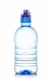 Flasche Wasser. Lizenzfreie Stockfotografie