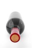 Flasche Wein. Stockbild