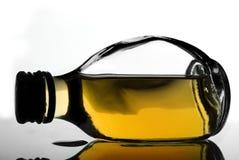 Flasche Whisky stockbild