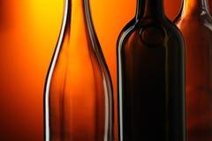 Flaschen Stockbild