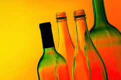 Flaschen Lizenzfreies Stockbild