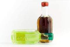 Flaschen lizenzfreie stockfotos