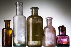 Flaschen Lizenzfreies Stockfoto