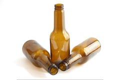 Flaschen Bier Lizenzfreies Stockfoto