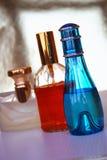 Flaschen Duftstoff Lizenzfreie Stockbilder