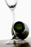 Flaschen-noch Leben Stockbilder