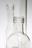 Flaschen-Oberseiten Stockfoto