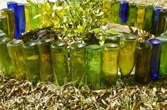 Flaschen-Schutz Stockfotos
