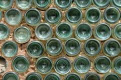 Flaschen-Wand Stockbilder