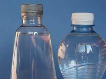 Flaschen Wasser Stockbild