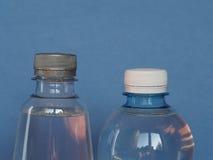Flaschen Wasser Lizenzfreie Stockfotos