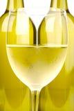 Flaschen Wein lizenzfreie stockfotografie