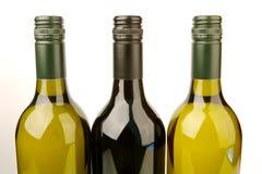 Flaschen Wein Stockfotos