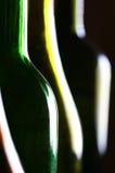 Flaschenformen Stockbild