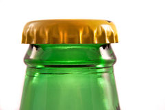 Flaschenoberseite Lizenzfreie Stockfotografie