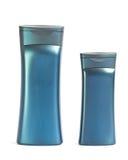 Flaschenplastik für Wiederverwendung Stockfoto