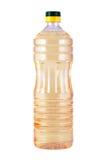 Flaschenschmieröl getrennt Stockfoto