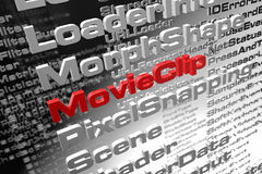 Flash. ActionScript Stock Photography
