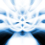 Flash azul Fotos de Stock Royalty Free
