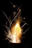 Flash dell'accendino Fotografia Stock Libera da Diritti