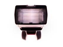 Flash della macchina fotografica fotografia stock