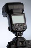 Flash della macchina fotografica Fotografia Stock Libera da Diritti