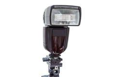 Flash della macchina fotografica Fotografie Stock Libere da Diritti