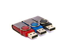 Flash drive Stock Photos