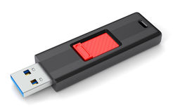 Flash drive stock illustration