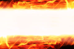 Flash fire Royalty Free Stock Photos
