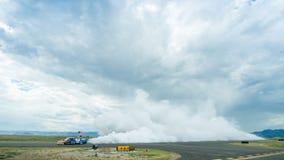 Flash Fire Jet Truck Stock Photos