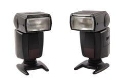 Flash lamp Stock Photo