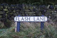 Flash Lane Stock Images