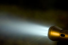Flash Light Royalty Free Stock Photography